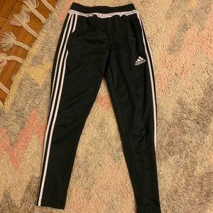Adidas Men's Track Pants 3 Stripes Slim Leg